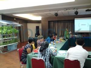 Pelatihan Dasar Hidroponik Total Indonesie